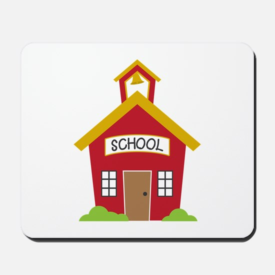 School House Mousepad