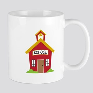 School House Mugs