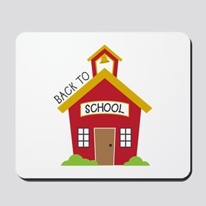 Back To School Mousepad
