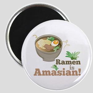 Ramen Is Amasian Magnets