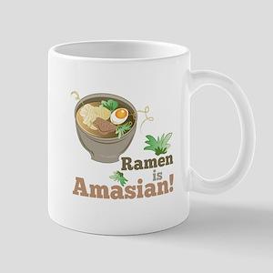 Ramen Is Amasian Mugs