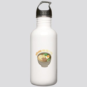 Udon Know Water Bottle