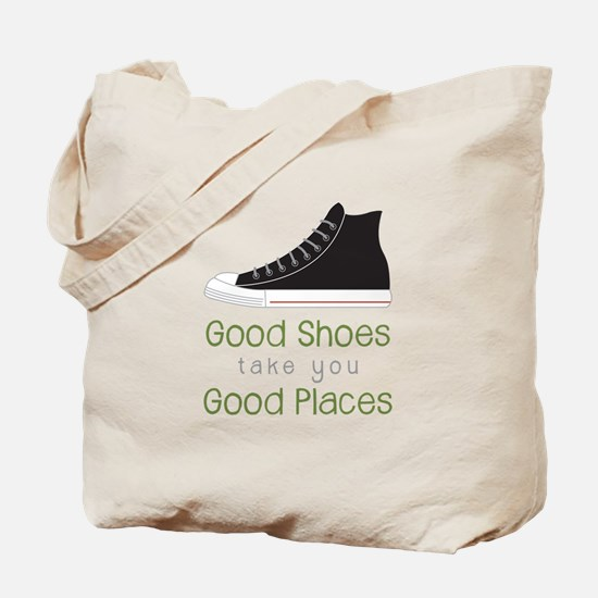 Good Shoes Tote Bag