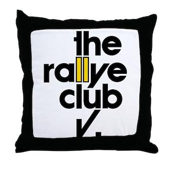 TRC Throw Pillow