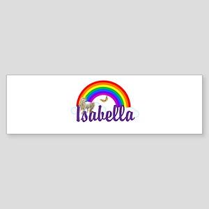 Unicorn Personalize Bumper Sticker