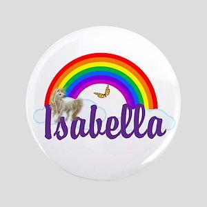 """Unicorn Personalize 3.5"""" Button"""