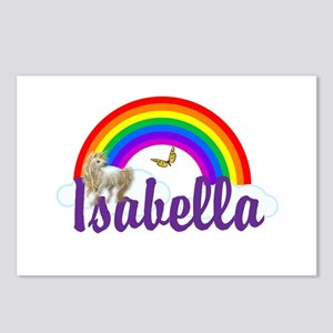 Unicorn Personalize Postcards (Package of 8)