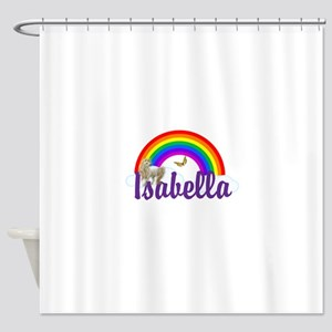 Unicorn Personalize Shower Curtain