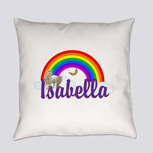 Unicorn Personalize Everyday Pillow
