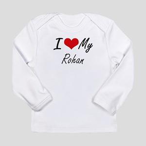 I Love My Rohan Long Sleeve T-Shirt