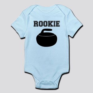 Curling Rookie Body Suit