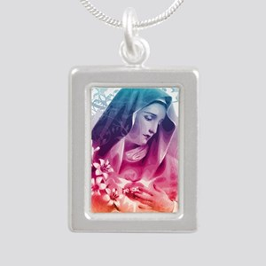 Most Pure Heart of Mary (vertical) Necklaces