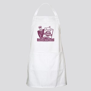 Dry Cleaning BBQ Apron