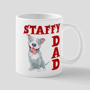 STAFFY DAD Mug