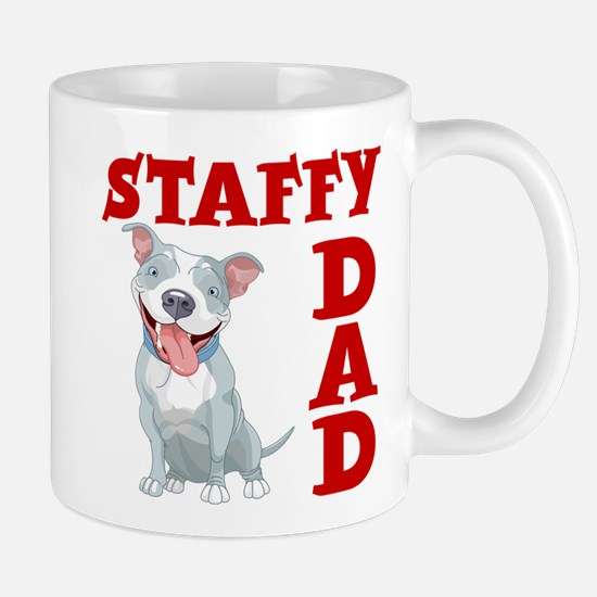 STAFFY DAD Mug
