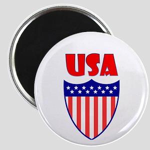 USA Crest Magnets