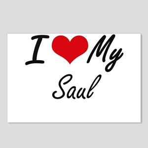 I Love My Saul Postcards (Package of 8)