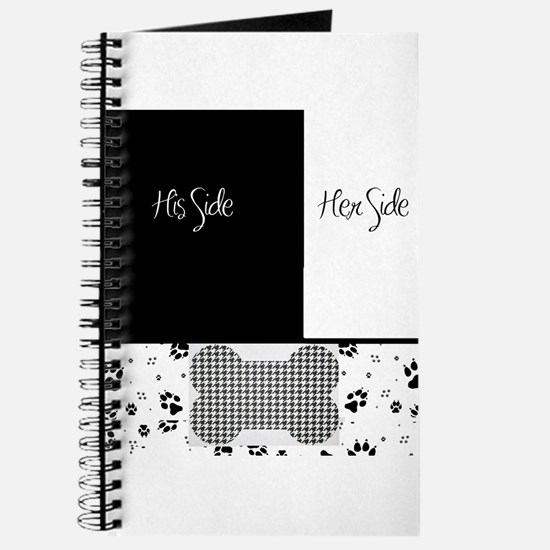 His Side Her Side Pets Journal