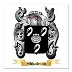 Mihaileanu Square Car Magnet 3