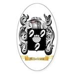 Mihaileano Sticker (Oval 50 pk)