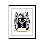 Mihaileano Framed Panel Print