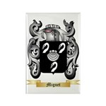 Miguet Rectangle Magnet (10 pack)