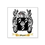 Miguet Square Sticker 3