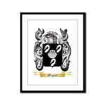 Miguet Framed Panel Print