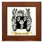 Miguel Framed Tile