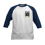 Mighele Kids Baseball Jersey