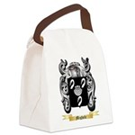 Mighele Canvas Lunch Bag