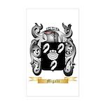 Migalli Sticker (Rectangle)