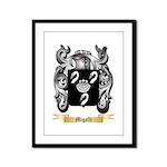 Migalli Framed Panel Print