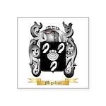 Migalizzi Square Sticker 3