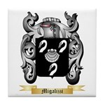 Migalizzi Tile Coaster