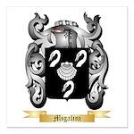 Migalini Square Car Magnet 3