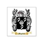 Migalini Square Sticker 3