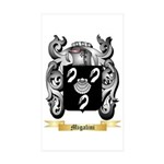 Migalini Sticker (Rectangle 50 pk)