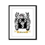 Migalini Framed Panel Print