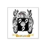 Migale Square Sticker 3