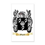 Migale 20x12 Wall Decal