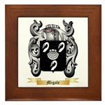 Migale Framed Tile