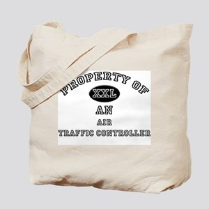 Property of an Air Traffic Controller Tote Bag