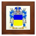 Mierula Framed Tile