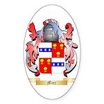 Mier Sticker (Oval 10 pk)
