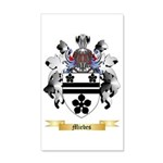 Miebes 35x21 Wall Decal