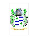 Midlane Sticker (Rectangle 50 pk)