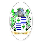 Midlane Sticker (Oval 50 pk)