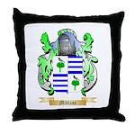 Midlane Throw Pillow
