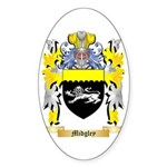 Midgley Sticker (Oval 50 pk)